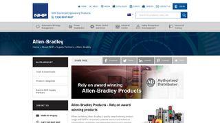 Rockwell Automation Allen-Bradley - NHP