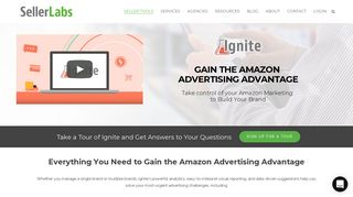 Ignite: Amazon PPC - Sponsored Products Software - Seller Labs