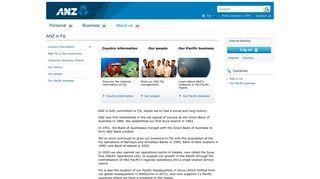 Login Anz Online Banking Fiji or Register New Account