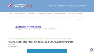 Easy Star Alliance Gold Status with Asiana Club