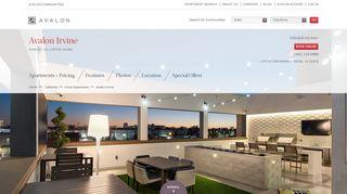 Avalon Irvine | Apartments in Irvine - Avalon Communities