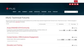 International Avaya Users Group : Forums : IPOCC Agent login issue