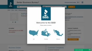 BallPark South | Better Business Bureau® Profile