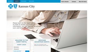 Login - Blue Cross and Blue Shield of Kansas City