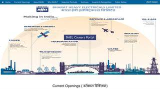 Bhel - Bharat Heavy Electricals Limited