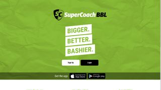 Fantasy BBL - The Courier-Mail SuperCoach BBL