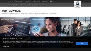 Your BMW Hub | BMW UK