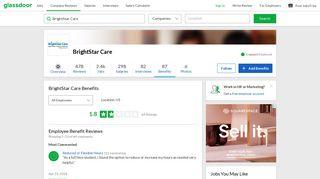 BrightStar Care Employee Benefits and Perks   Glassdoor
