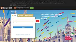 Cambridge LMS - Cambridge Learning Management System