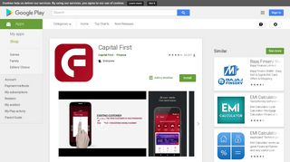 Capital First - Apps on Google Play