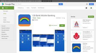 CB Bank Mobile Banking - Apps on Google Play