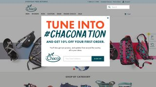 Official Chacos.com Site: Outdoor Sandals, Hiking & Casual Sandals