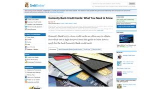 Best Comenity Bank Credit Cards That Are Easy to Get - CreditDonkey