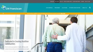 About MyChart: Patients and Visitors - CHI Franciscan Health