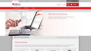 CIMB Clicks Internet Banking