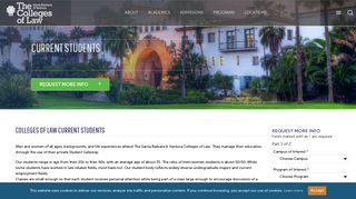 Current Students - The Colleges of Law