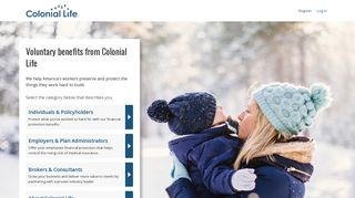 Colonial Life: Insurance for Life, Accident, Disability and More