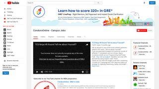 ConduiraOnline - Campus Jobs - YouTube