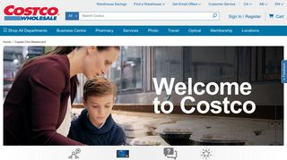 Capital One Mastercard | Costco