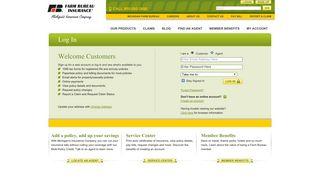 Log In - Farm Bureau Insurance of Michigan