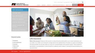 Life Insurance   Farm Bureau Financial Services