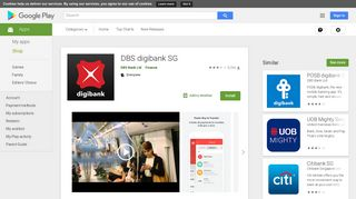 DBS digibank SG - Apps on Google Play