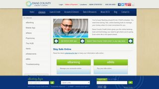 Online Banking from Dane County Credit Union - Madison, WI