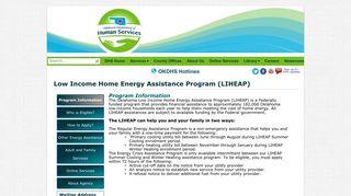 Utility Assistance - okdhs