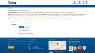Distributor Account Login - Gema Powder Coating