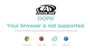 AdvoCare Home Page