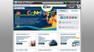 Delaware DMV - Delaware.gov