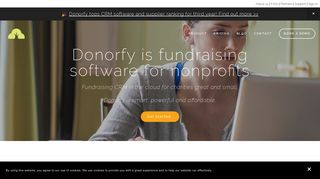 Donorfy - Fundraising CRM