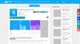 DroiHealth 3.2.26.0712 APK Download - Android Health & Fitness Apps