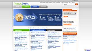 TreasuryDirect - Home