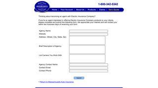 Electric Insurance Company