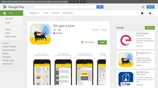Eni gas e luce - Apps on Google Play