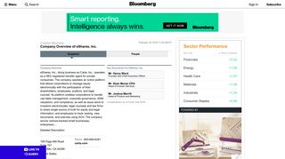 eShares, Inc.: Private Company Information - Bloomberg