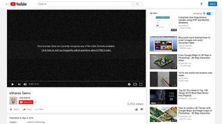 eShares Demo - YouTube