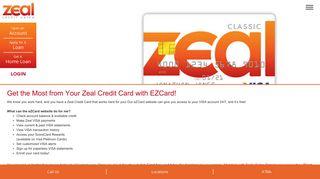 EZCard Access - Zeal Credit Union