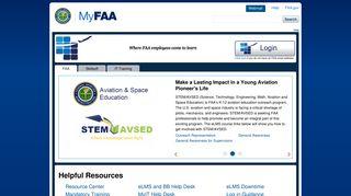 eLMS - Federal Aviation Administration