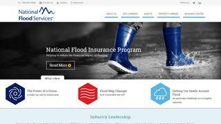 National Flood Services: Flood Insurance