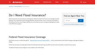 Flood Insurance – State Farm®
