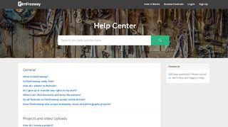 Help Center - FilmFreeway
