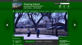 Sign In - Fleming Schools