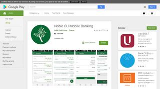 Noble CU Mobile Banking - Apps on Google Play