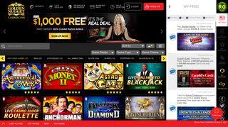 Golden Nugget Online Gaming | Online New Jersey Casino - Golden ...