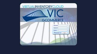 GCommerce VIC Login