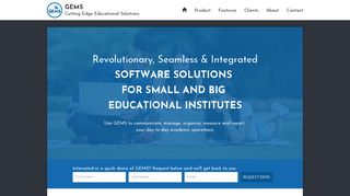 GEMS- Educational ERP solution for University, Campus ...