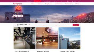 Genting Malaysia - Resorts World