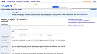 How to get a job at Gentiva Health Services. - Gentiva Health ...